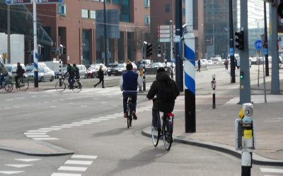 More employees on bikes